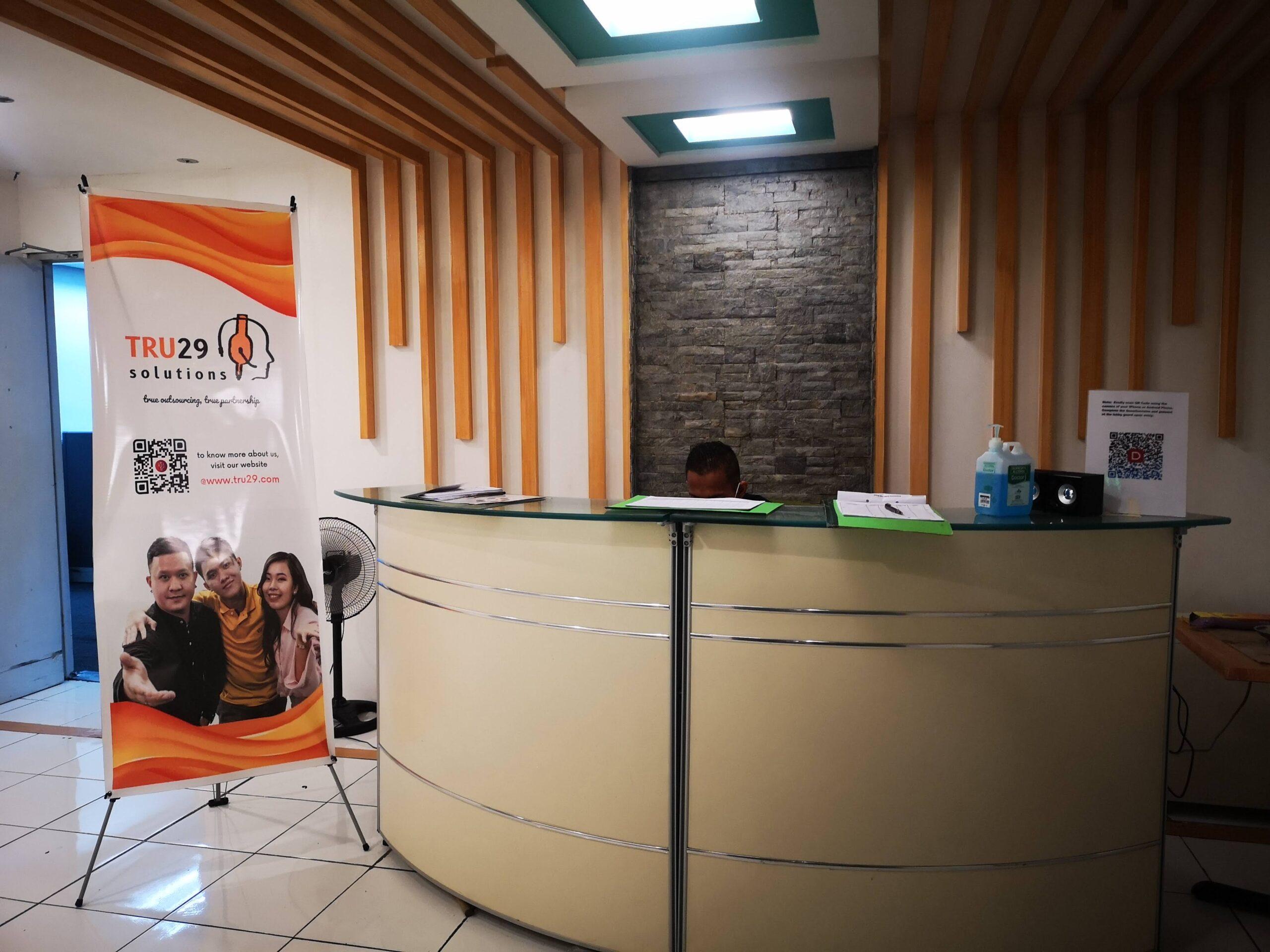 Tru29_reception_callCenter_BPO_staff_lease_remote_worker_virtual_staff_Philippines_BPO_outsouring_manpower